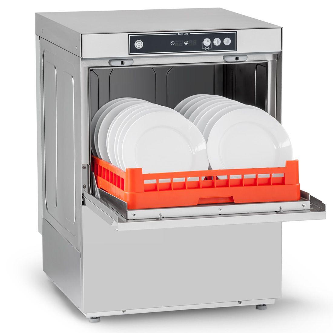 Asber Tech 500mm Dishwasher 13A + DP + BT