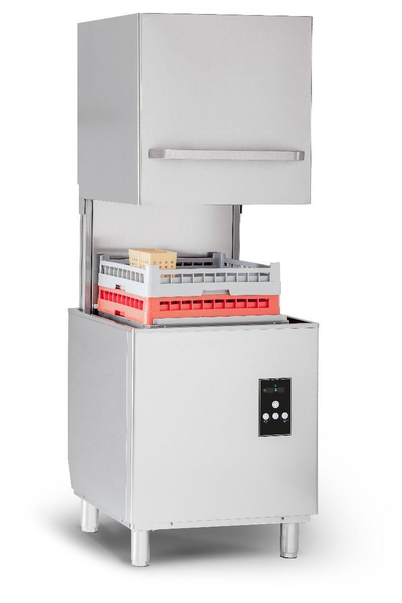 Asber Tech Pass Through Dishwasher