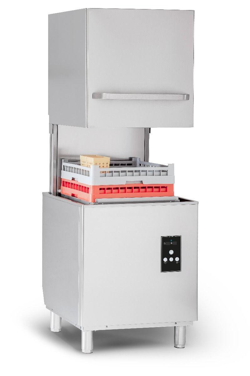 Asber Tech High Power Pass Through Dishwasher