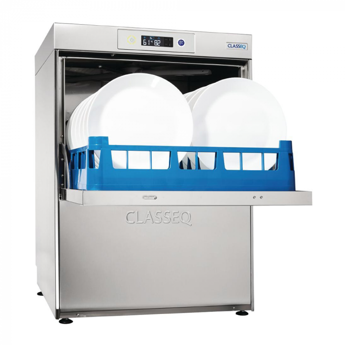 Classeq DUO Commercial Dishwasher 500mm