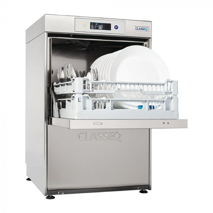 Classeq DUO Commercial Dishwasher 400mm
