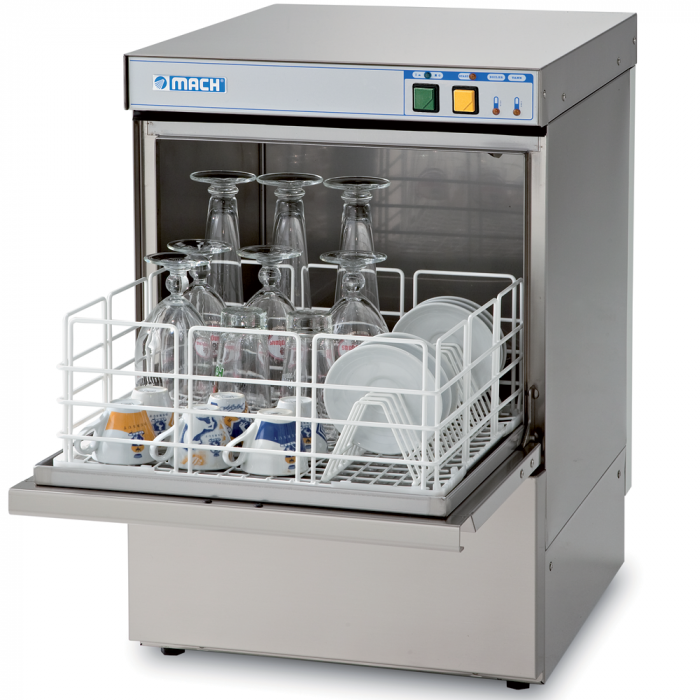 Mach Commercial Dishwasher 400mm MB9240
