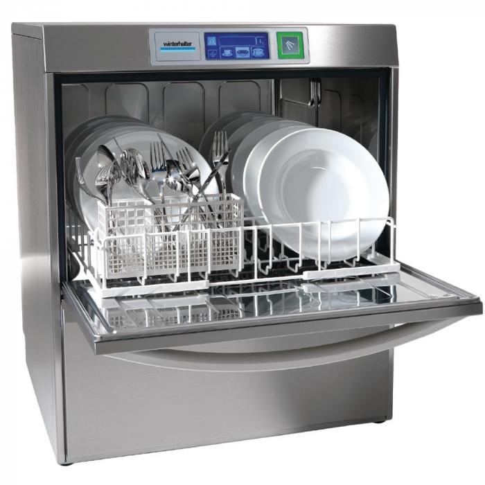 Winterhalter UC-ME Commercial Dishwasher Integrated Softener